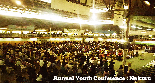 Annual Youth Conference Nakuru