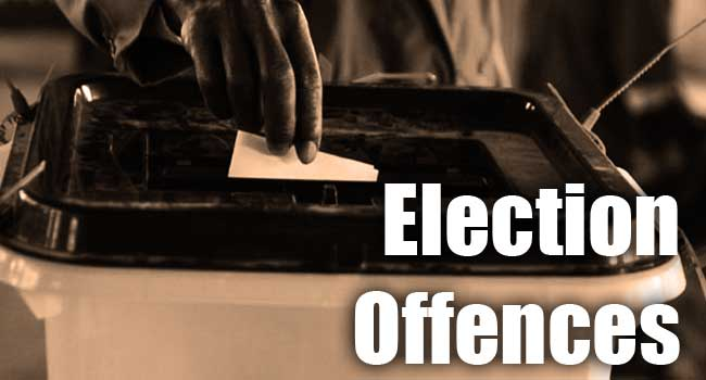 Election-Offences