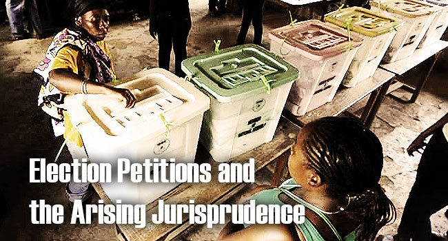 Election Petitions and the Arising Jurisprudence