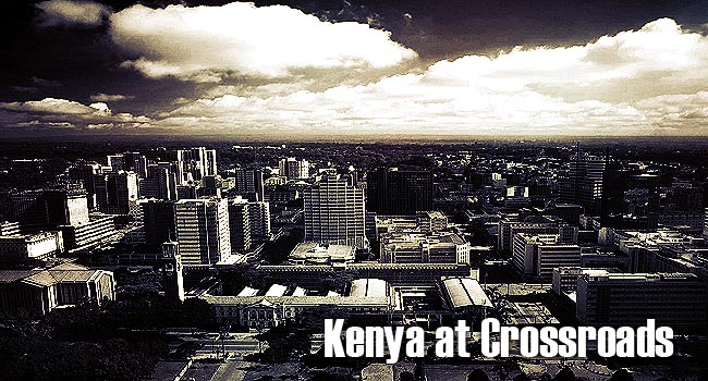 Kenya-at-crossroads