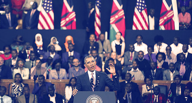 President Obama Ignores Pro Choice Agenda In Kenya