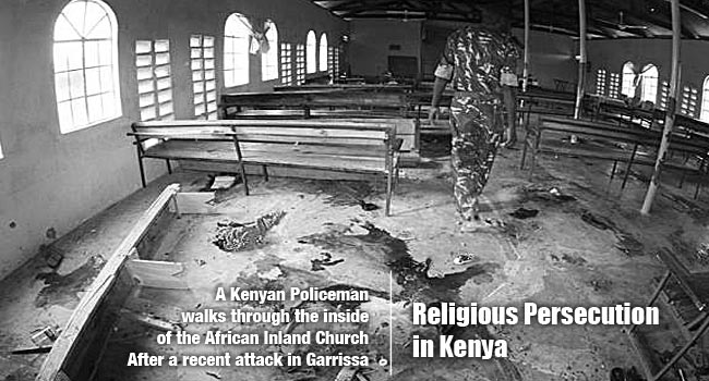 Religious Persecution In Kenya