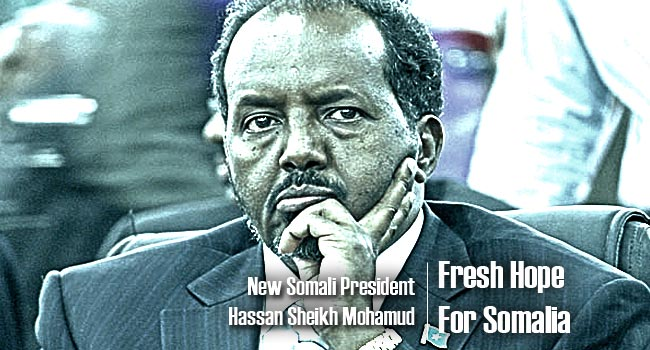 Fresh Hope For Somalia