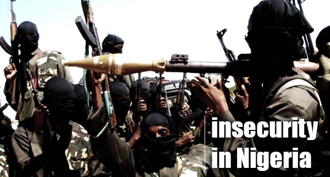 Insecurity in Nigeria