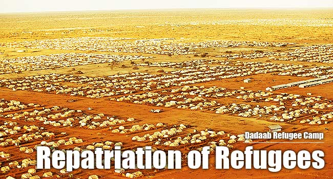 Repatriation Of Refugees