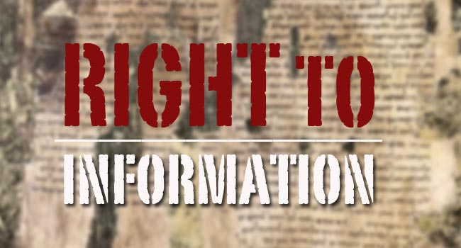 Access to information: A tool for fighting Impunity