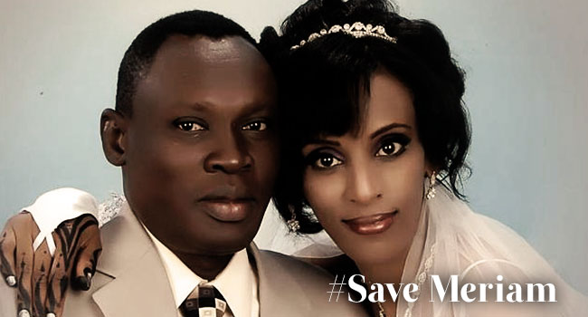 Persecution in Sudan: Save Meriam