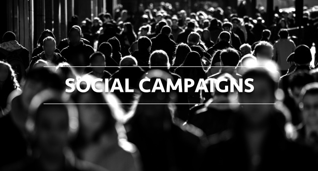Social Campaigns and Events