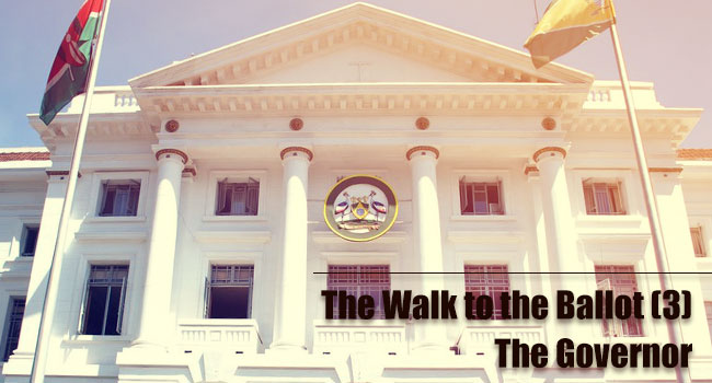 The Walk to The Ballot 3: The Governor
